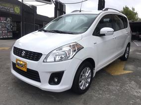 Suzuki Ertiga Ertiga Automatica Full Equipo 7 Puestos 2016