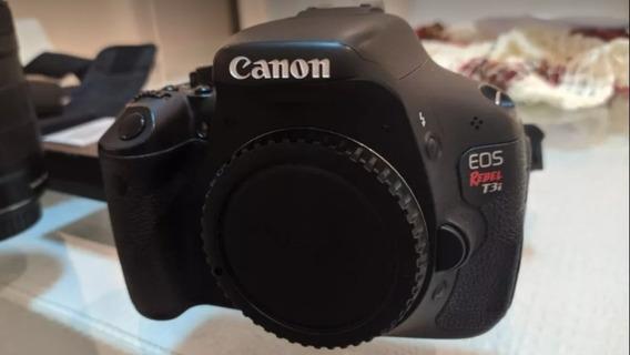 Canon T3i / 600d Corpo 18mpx