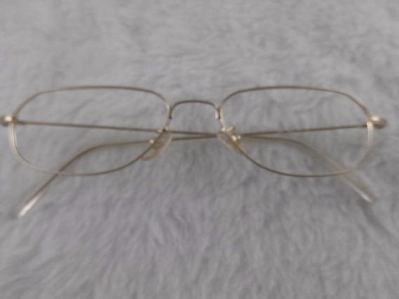 Óculos Receituário Vintage, Metal, Vintage, Vicenza, V-7909