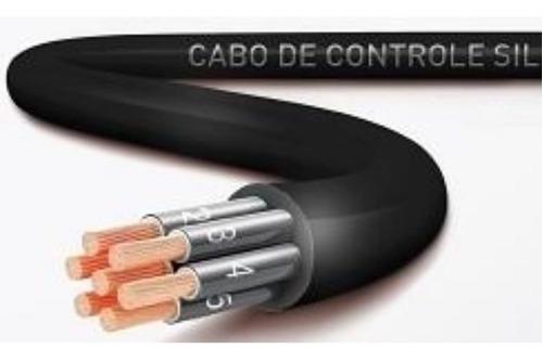 Imagem 1 de 1 de Cabo Pp Controle 5x6 Mm 6 Metros