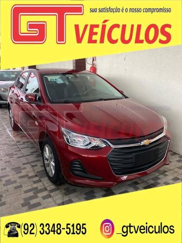 Chevrolet Onix 1.0 Turbo Flex Lt Automático