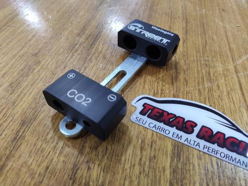 Imagem 1 de 4 de Suporte Bico Injetor Co2 Booster Eletrônico - Street