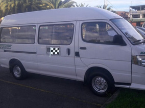 Foton 2016 Microbus