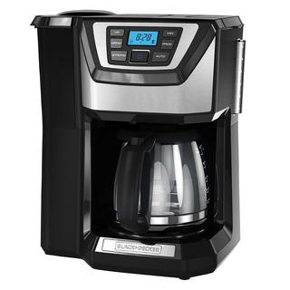 Black + Decker Cm5000b Molino + Cafetera Eléctrica 12 Tazas