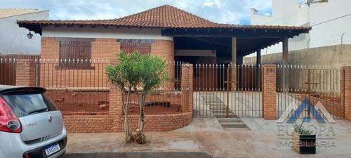 Imagem 1 de 30 de Casa Com 3 Dormitórios, 260 M² - Venda Por R$ 750.000,00 Ou Aluguel Por R$ 4.000,00/mês - Lago Parque - Londrina/pr - Ca1497