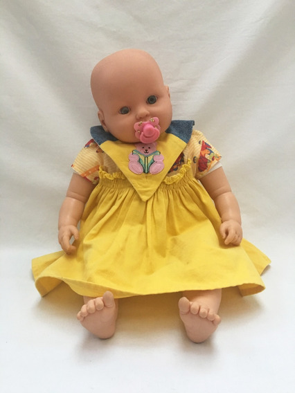 Boneca Macia - Dia Das Crianças (lote 169)
