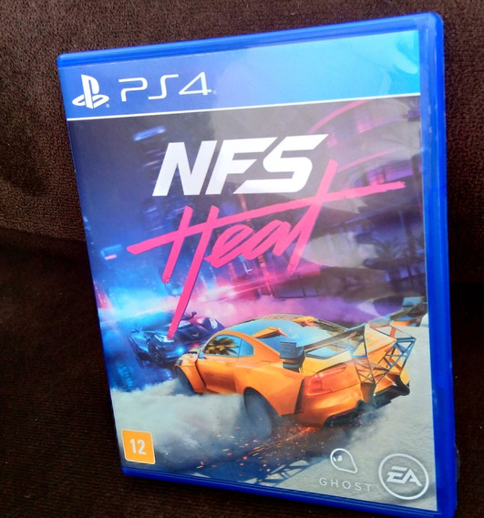 Need For Speed Heat Usado Ps4