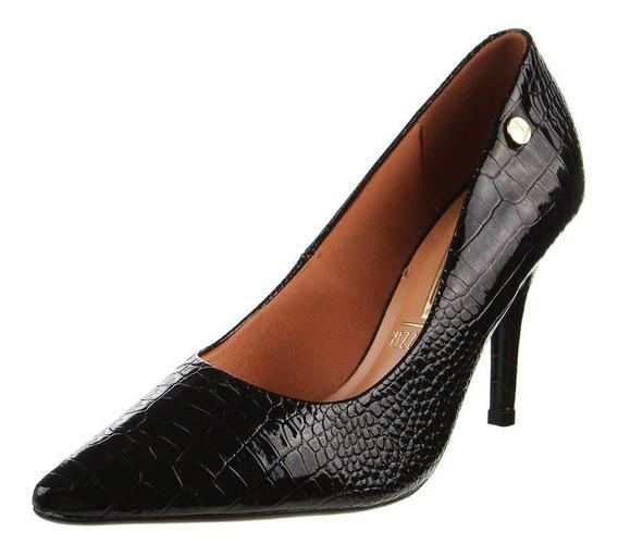 Zapato Mujer Stiletto Croco Vizzano Taco Fino 10 Cm. 1184110