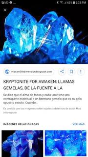 Kryptonita Azul. Bizarro. Almas Gemelas Opuestas.