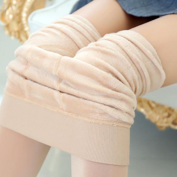 Leggins Mallas Afelpadas Terciopelo Pantalones Calientes