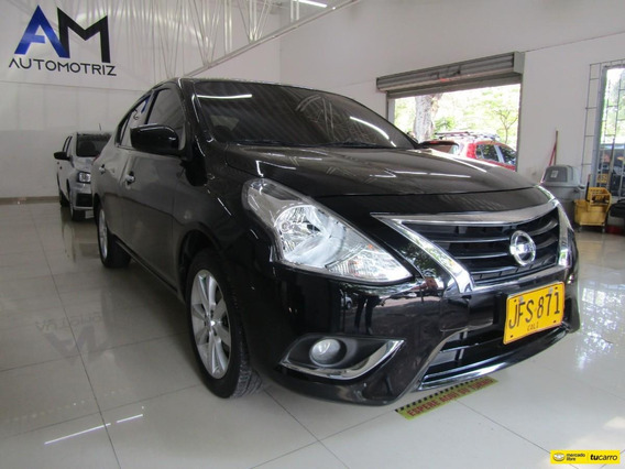 Nissan Versa Advance At 1.6 Fe