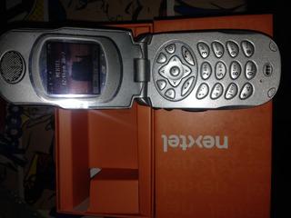 Nextel Radio Legal Importado I710 I730 I760 En Caja Naranja