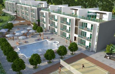 Residencial Green Village, Apartamentos Tipo Penthouses,