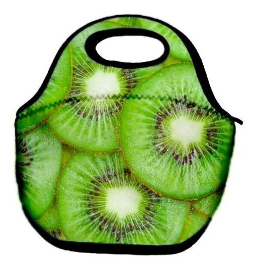 Bolsa Térmica Neoprene Frutas Tropicais