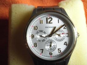 Relógio Technos Com Cronogarpho Semi Nono