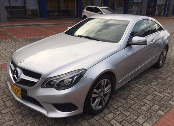 Mercedes Benz Clase E 250 Coupe 2014