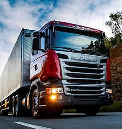 Linha Scania, Credito Para Novos E Usados.