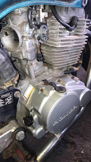 Motor Cbx Strada 200