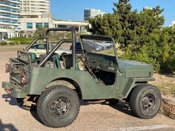 Jeep Cj3b 1953
