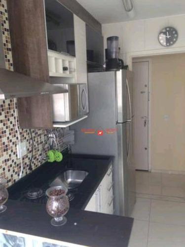 Imagem 1 de 15 de Apartamento Para Locação Ou Venda , Cidade Parque Alvorada, Guarulhos - Ap0078