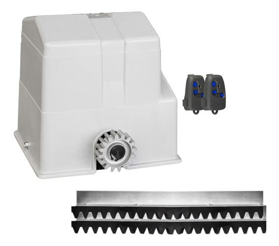 Kit Motor Portão Eletrônico Deslizante Super 1/2hp Peccinin-