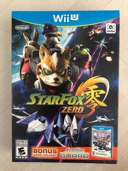 Jogo Star Fox Zero Wiiu