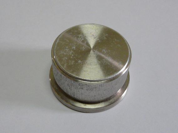 Peças Receiver Sansui Qrx-9001 Botão Aluminio Knob Sintonia
