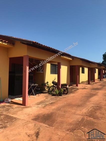5 Kitnets Na Rua Pernambuco, Bairro Cidade Salmen, Rondonópolis-mt - 11117