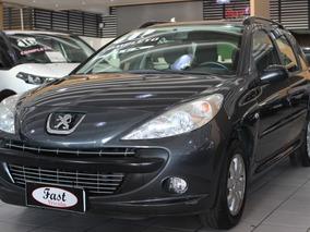 Peugeot 207 Sw 2011 ***sem Entrada + 599,00 Mensais Fixas***