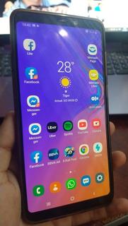 Samsung A9 2019 Libre De Fabrica Con Accesorios
