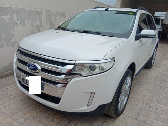 Ford Edge Limited Awd 2013 Impecável
