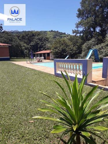 Chácara À Venda, 5000 M² Por R$ 850.000,00 - Santana - São Pedro/sp - Ch0045