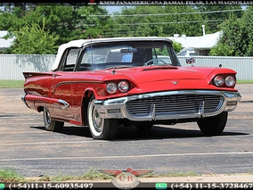 Ford Thunderbird Coupe V8 1958 Coleccion Charliebrokers