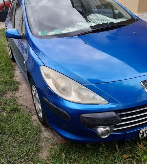 Peugeot 307 Modelo 2007 1.6 5p . Xs L/m