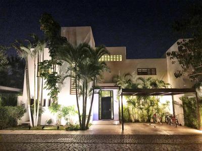 Casa Residencial En Privada Premium Merida
