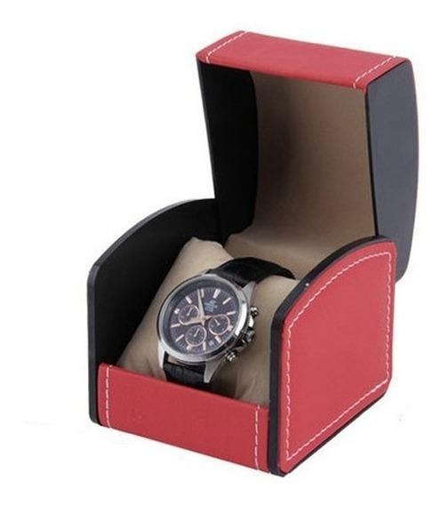 Relojera Estuche Caja Reloj Lujo Porta Relojes Relojero
