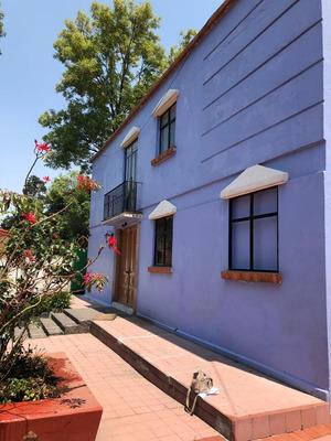 Agradable Casa En San Jerónimo Lidice