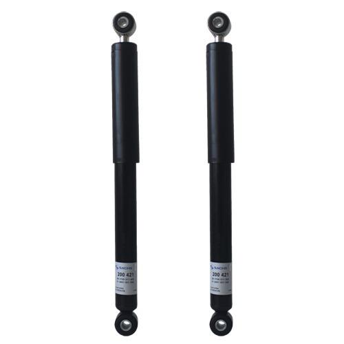Kit X2 Amortiguadores Traseros Sachs Vw Sharan 01-10