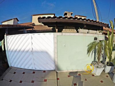 Casa A Venda No Bairro Cosmorama Em Mesquita - Rj. - Mes154-4300