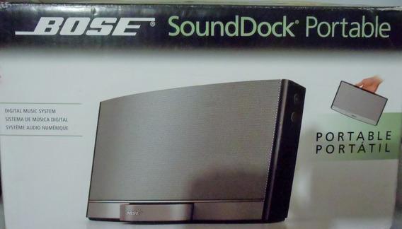 Base De Altavoces Digital Portatil Bose