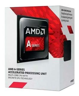 Procesador Apu A8-7680 4mb 3.5 Ghz Fm2+ Amd