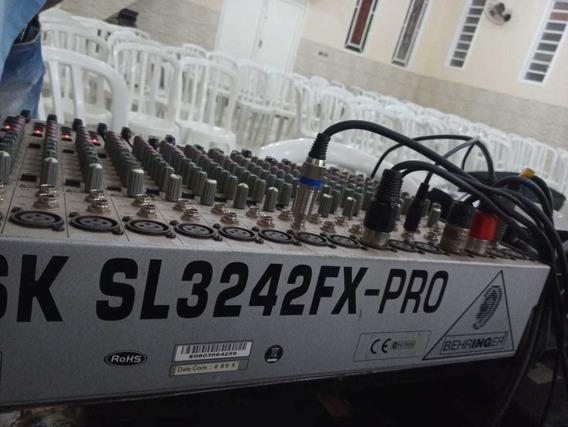 Mesa Beringer Eurodesk Sl3242 Fx Pro