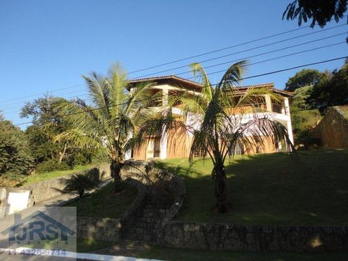 Imagem 1 de 17 de Sobrado Com 4 Dormitórios À Venda, 900 M² Por R$ 1.999.000,00 - Tarumã - Santana De Parnaíba/sp - So0415