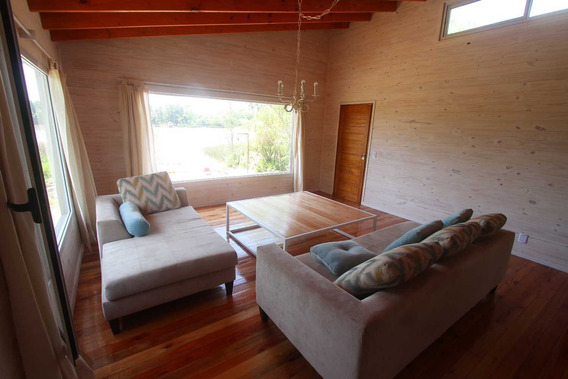 Casa / Cabaña Delta Primera Sección-cat. Con Playa Y Muelle