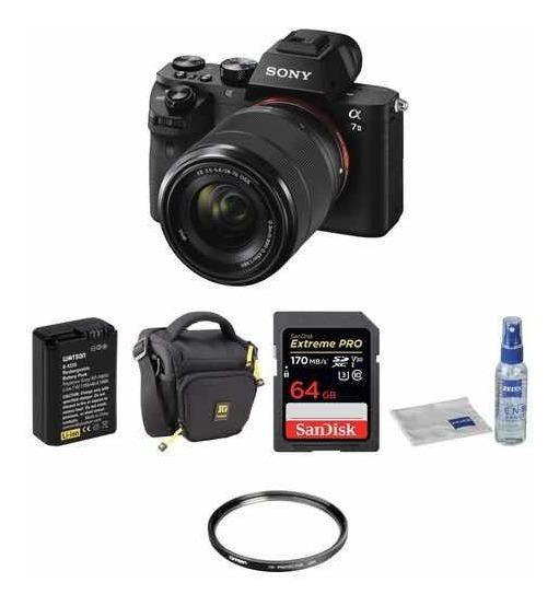 Sony Mirrrorless Alpha 7li Lente Fe 28-70mm E Kit