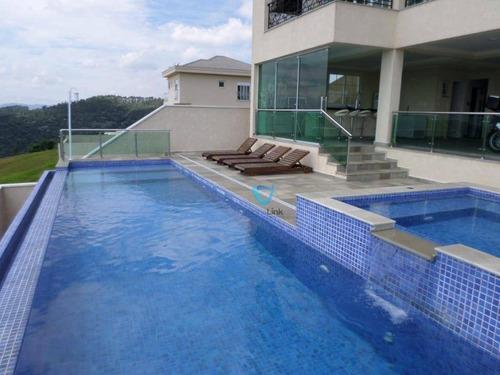 Imagem 1 de 30 de Casa Com 5 Dormitórios À Venda, 950 M² Por R$ 6.150.000,00 - Alphaville - Santana De Parnaíba/sp - Ca1355