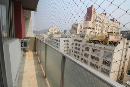 Imagem 1 de 23 de Apartamento Com 2 Dormitórios À Venda, 82 M² Por R$ 898.000,00 - Flamengo - Rio De Janeiro/rj - Ap5163