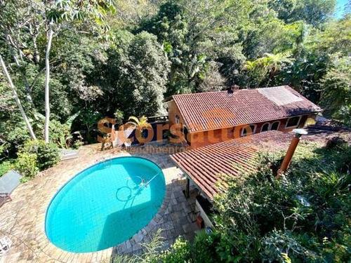 Chácara Para Locação, Aldeinha, São Lourenço Da Serra/sp - 492