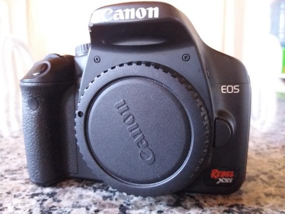 Fotográfica Canon Eos Rebel Xsi