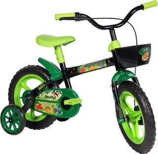 Bicicleta Infantil Dino Styll Aro 12 Stylll Kids